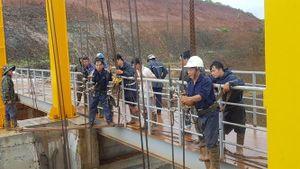 Sự cố nghiêm trọng ở hồ thủy điện Đăk Kar đã được khắc phục, hết lo đập vỡ