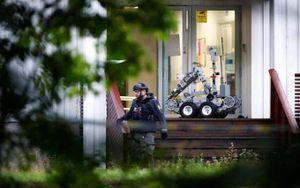 Nổ súng bên trong thánh đường Hồi giáo tại Na Uy