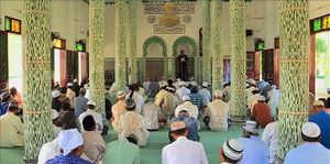 Đồng bào Chăm An Giang vui mừng đón Tết Roya Haji