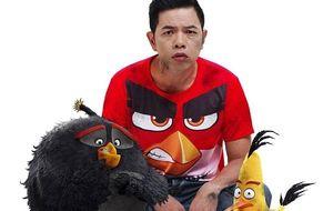 Thái Hòa trở lại lồng tiếng cho 'Angry birds 2' vì con trai