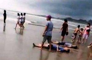 Đã tìm thấy thi thể 2 trường hợp đuối nước mất tích tại Bình Thuận