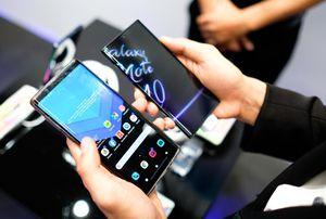 'Galaxy Note10 và Note10+ là smartphone tốt nhất hiện nay'