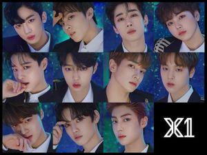 HOT: X1 của 'Produce X 101' đứng Top 10 Billboard trước khi ra mắt