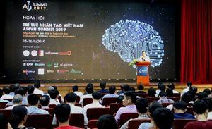 AI4VN Summit 2019: Đẩy mạnh phát triển hệ sinh thái Trí tuệ nhân tạo