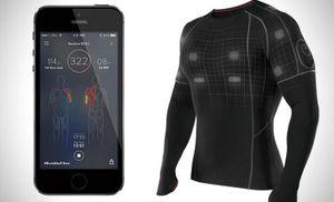 Quần áo 'thông minh' - một bước tiến mới về công nghệ