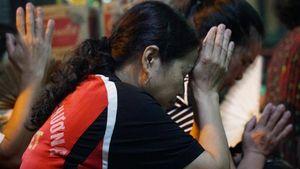 Mùa Vu Lan không còn cảnh chen chân, vái vọng tại chùa Phúc Khánh