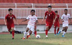HLV U18 Campuchia: U18 Việt Nam chơi thiếu tự tin