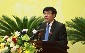 Phó giám đốc Sở NN&PTNT Hà Nội nhảy lầu thiệt mạng: Giám đốc Sở thông tin