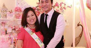 Hình ảnh 10 năm hạnh phúc của diễn viên Trương Minh Cường và vợ
