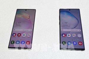 Samsung Galaxy Note 10 thiếu 'đột phá' giữa dàn smartphone