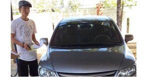 Bị CSGT phát hiện dùng bằng giả, 'con nghiện' lái ô tô bỏ chạy