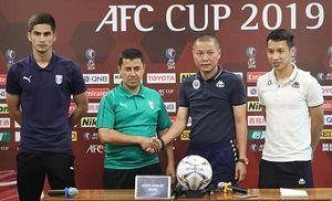 Bán kết AFC Cup 2019: HLV Chu Đình Nghiêm tiết lộ những khó khăn của Hà Nội FC