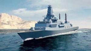 Anh cấp tốc đóng chiến hạm cực mạnh để răn đe Iran?