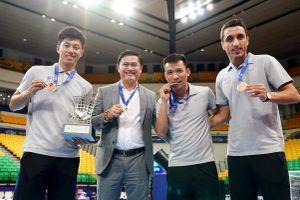 AFC gởi thư chúc mừng CLB Thái Sơn Nam