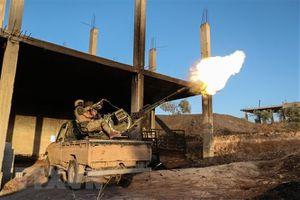 Quân đội Syria đạt bước tiến quan trọng ở tỉnh Idlib
