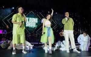 Clip: Xem ngay loạt ca khúc mới tinh được Lộn Xộn Band lần đầu hé lộ trong Tự Dưng Show 2019