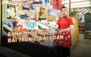 Cô dâu Việt lấy chồng Đài Loan và lò bánh mì độc đáo nơi xứ đảo