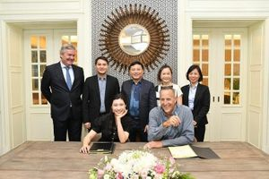 'Phù thủy kiến trúc' cùng Alphanam Group tạo kiệt tác mới tại Sapa