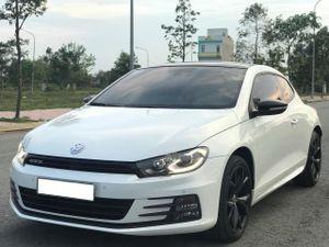 Volkswagen Scirocco GTS 2018 chạy hơn 10.000 km giá còn 1,1 tỷ đồng