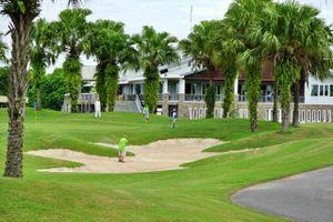 Khởi tranh Giải golf chuyên nghiệp đối kháng Việt Nam
