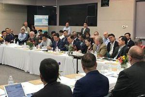 Chủ tịch UBND TP Đà Nẵng sang Mỹ kêu gọi đầu tư