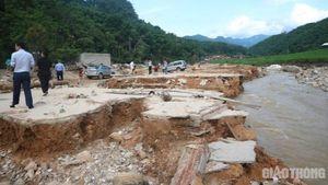 Vì sao Sa Ná thiệt hại nặng nề do mưa lũ?