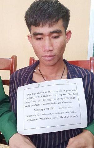 Nghệ An: Bắt đối tượng trốn sau 4 năm lừa bán hai phụ nữ ra Trung Quốc