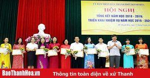Đổi mới, nâng cao chất lượng giáo dục
