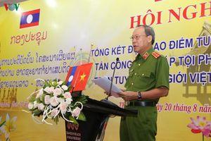 Việt Nam-Lào sát cánh trong cuộc chiến chống ma túy