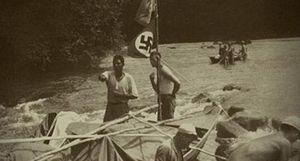 Bí ẩn nghĩa địa Đức Quốc xã ở rừng Amazon