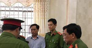 Nguyên Chủ tịch, Phó Chủ tịch UBND TP Trà Vinh bị bắt