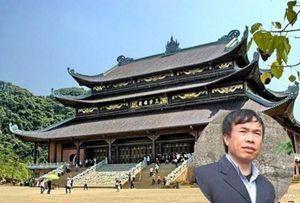 Cấp hàng nghìn ha đất cho đại gia Xuân Trường xây chùa, Bộ TNMT nói gì?
