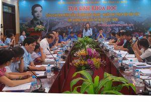 Đồng chí Đàm Minh Viễn - tấm gương sáng của thế hệ trẻ Việt Nam