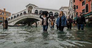 Sụt lún đất thúc đẩy quá trình nước biển dâng ở Địa Trung Hải