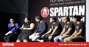 Khởi động Spartan Race 2020 tại TPHCM