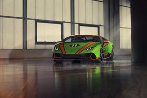 Lamborghini Huracan EVO GT Celebration ra mắt với số lượng giới hạn