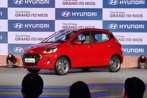 Hyundai Grand i10 2020 ra mắt, giá gần 200 triệu đồng