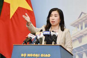 Việt Nam sẽ tham gia diễn tập hàng hải ASEAN và Mỹ