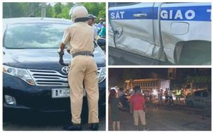 Người vi phạm giao thông ngày càng manh động: Ý thức chưa cao, dễ bị kích động