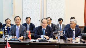 Bí thư Thành ủy TPHCM Nguyễn Thiện Nhân đề xuất lập liên minh ứng phó biến đổi khí hậu