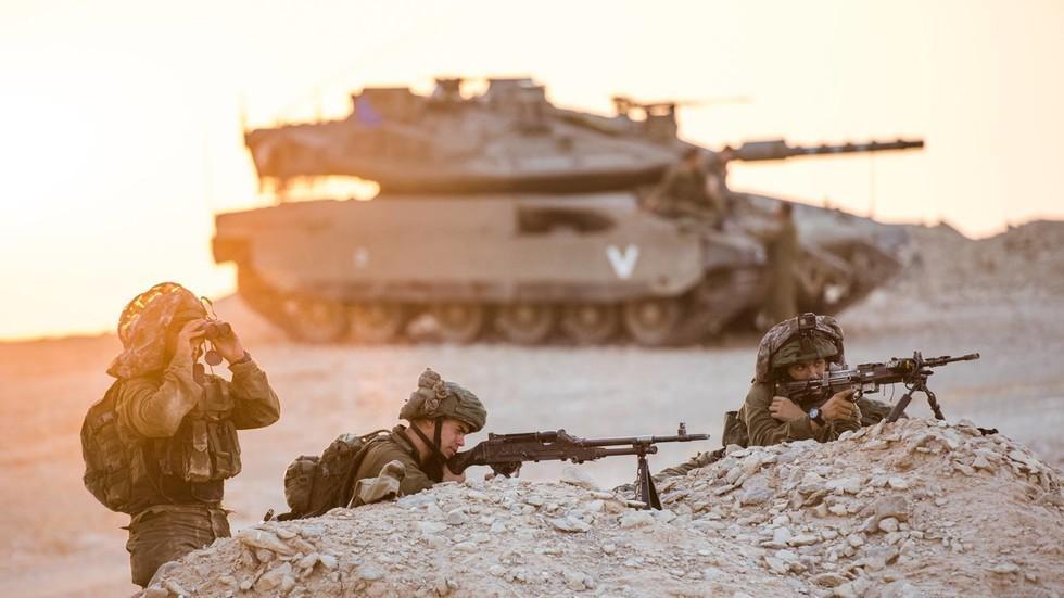 Binh sĩ Israel bắn nhầm máy bay nông nghiệp vì tưởng là chiến đấu cơ Syria