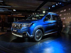 Suzuki XL6 trình làng, giá từ 317 triệu đồng tại Ấn Độ