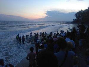 4 thanh niên mất tích khi tắm biển tại Phan Thiết