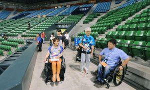 Nhật Bản ưu tiên cho các khán giả khuyết tật tới dự Paralympics 2020