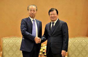 'Đại gia' Nhật Bản JX NOEX muốn hợp tác tìm kiếm thăm dò, khai thác dầu khí tại Việt Nam
