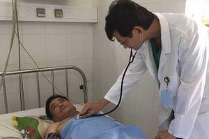 Cứu sống một người Singapore bị nhồi máu cơ tim cấp ở Cần Thơ