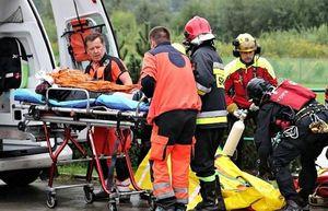 Sét đánh vào đoàn khách du lịch, hơn 100 người thương vong