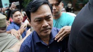 Ông Nguyễn Hữu Linh kháng cáo ngay sau khi bị tuyên án dâm ô bé gái