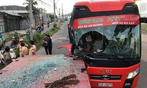 Ớn lạnh với hàng loạt vụ tai nạn xe khách Phương Trang