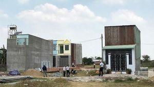 Kỷ luật nhiều tổ chức đảng, đảng viên vi phạm về đất đai, xây dựng tại huyền Bình Chánh